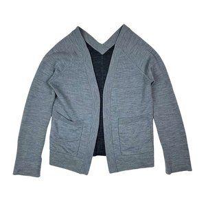 EUC Lululemon Reversible Knit Cardigan (6)